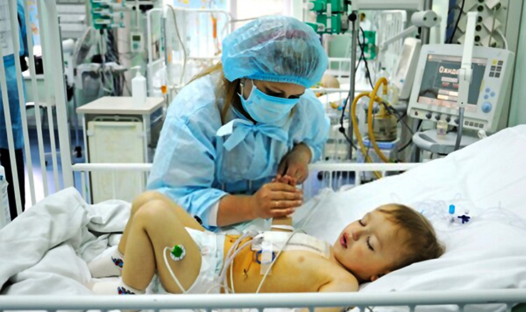 Intensive Care Child